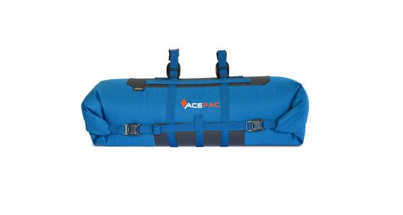 Acepac Bar Roll Cykelväska blå/svart
